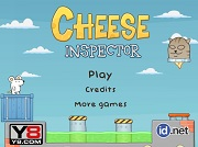 Cheese inspector
