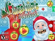 Игра Christmas Dentist