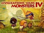 Civilization Wars 4 Monsters