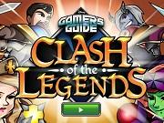 Играть Clash of the Legends