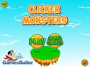 Игра Clicker Monsters