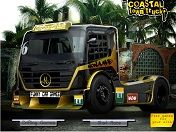 Игра Coastal Town Trucks