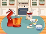 Игра Cooking Frenzy: Homemade Donuts