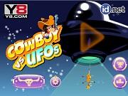 Игра Cowboy vs UFOs