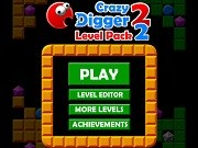 Игра Crazy Digger 2 Level Pack 2