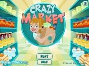 Игра Crazy Market