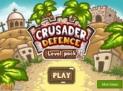 Игра Crusader Defence: Level Pack II