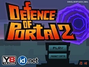 Defence of the Portal 2