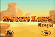 Desert Land Escape