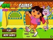 Игра Dora Collecting Butterflies