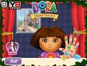 Dora Hand Treatment
