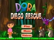 Dora Diego Rescue