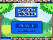 Игра Drop Wizard