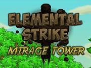 Игра Elemental Strike: Mirage Tower