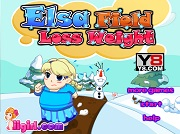Игра Elsa Field Loss Weight
