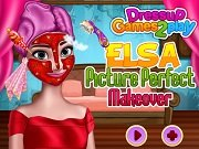 Играть Elsa Picture Perfect Makeover