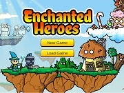 Играть Enchanted Heroes