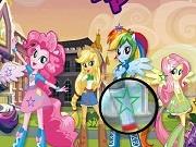 Игра Equestria Girls: hidden stars