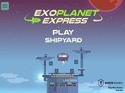 Играть Exoplanet Express