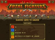 Игра Fatal Fighters
