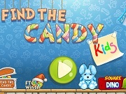 Игра Find The Candy kids