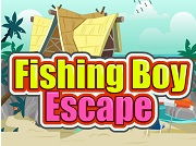 Fishing boy Escape