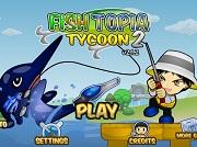 Играть Fishtopia Tycoon 2