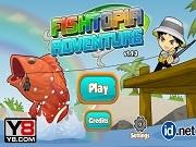 Играть Fishtopia Adventure
