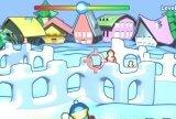 Игра Snow Fortress Attack