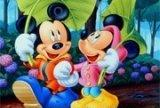 Играть Mickey and Friends Find the Alphabets
