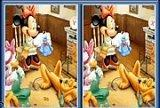 Игра Mickey - Spot the Difference