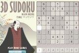 Игра 3D Sudoku