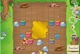 Игра Winnie the Pooh Balloon Trail