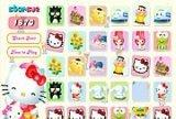 Игра Hello Kitty Memory Game