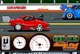 Игра Santa Pod Racer