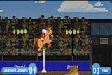 Игра Pepcid Horse Jumping