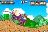 Игра Super Mario Truck