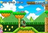 Игра Mario & Yoshi Adventure 2 - the great island