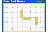 Игра Dots and Boxes
