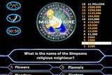 Игра Simpson the Millionaire