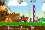 Игра Mario Mining Truck