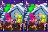 New Year in Jelly Village