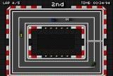 Игра Retro Pixel Racers