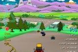 Игра The Simpsons Kart Race