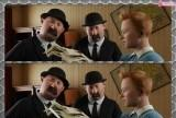 Spot 8 Difference - The Adventures of Tintin