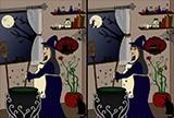 Игра Spot the Difference - Halloween