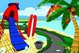 Пляжный квест