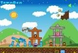 Игра Angry Animals 2: aliens go home
