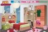 Girl Bedroom Cleaning