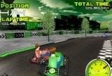 Играть Ben 10 Kart 3D